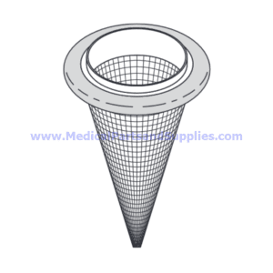 Conical Screen Filter for the Sterrad® NX, Part SDF017 (OEM Part 100147-01)