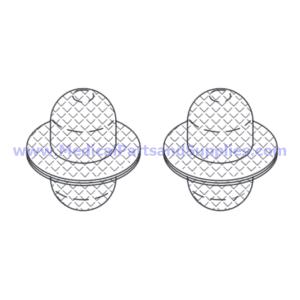 Fill/Vent Mesh Chamber Filter, Part MIF062