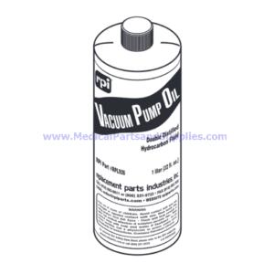 Vacuum Pump Oil for the Sterrad® NX with Adixen/Pfeiffer Pump, Part RPL926 (OEM Part 37-00579-003)