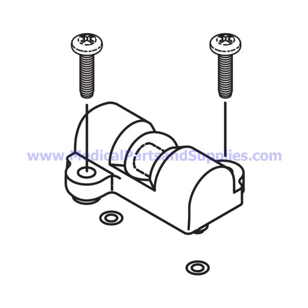 Differential Pressure Indicator, Part CMI095 (OEM Part 86192)