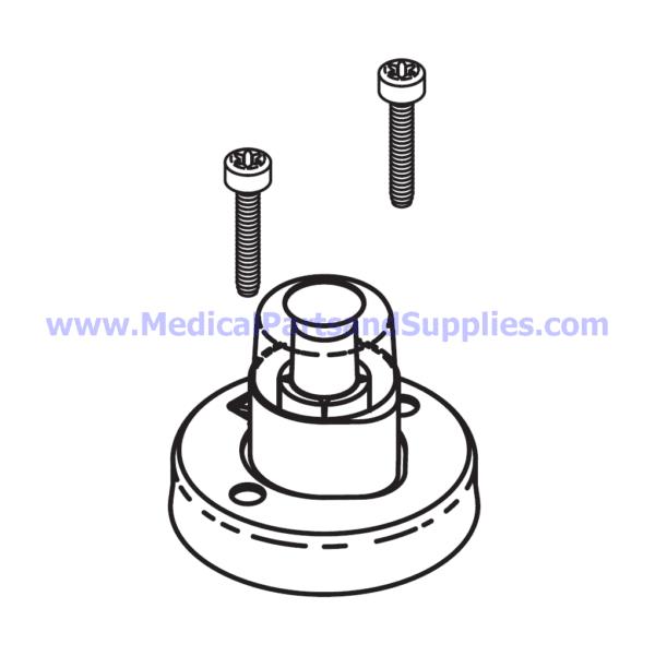 Differential Pressure Indicator, Part CMI096. (OEM Part 86192)