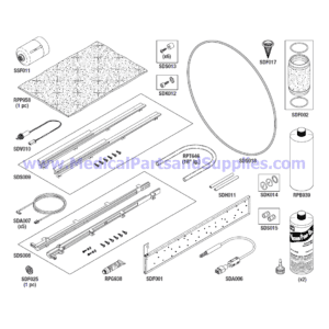 PM-2 Kit for the Sterrad® NX, (OEM Part 100798-02)