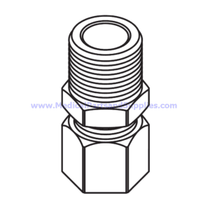 Male Connector, Part RPF827