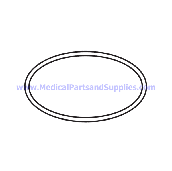O-Ring, Part RPO829 (OEM Part 85529 and Industry Part AS568-033)