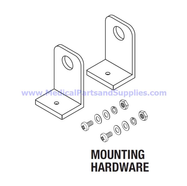Pump Mounting Kit, Part TUK091 (OEM Part SKR203-0006)