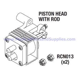 Air Pump Repair Kit, Part TUK102