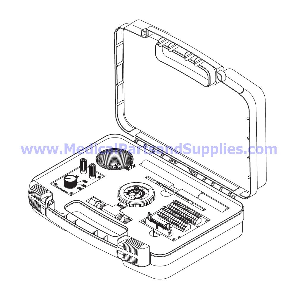 diagnostic smart kit for the tuttnauer u00ae ez9  part tuk108