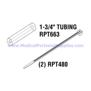 Pressure Tube Kit, Part RPK282