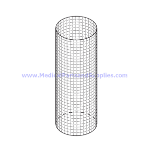 Filter Screen (New Style) for Tuttnauer® Automatic Autoclaves, Part TUF103 (OEM Part FIL175-0006)
