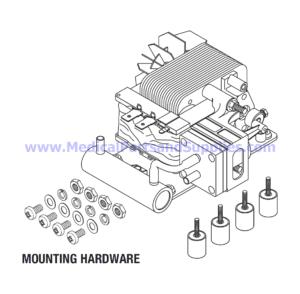Air Pump (230VAC), Part TUP101 (OEM Part 02200052)