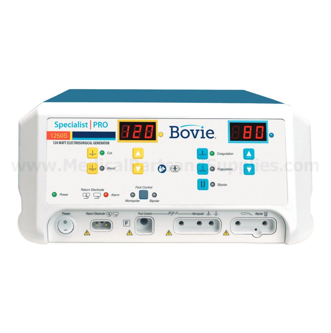 Bovie® Specialist PRO 120 Watt Electrosurgical Generator (ESU), Item A1250S