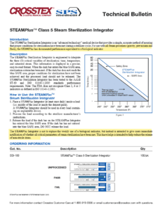 STEAMPlus™ Technical Bulletin