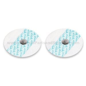 Adult Adhesive Button ECG Electrodes (Pack of 50) - Part SN06