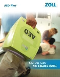 Zoll AED Plus® Brochure