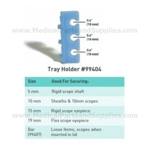 APTIMAX® Tray Instrument Holders (4 per Pack), Item 99400