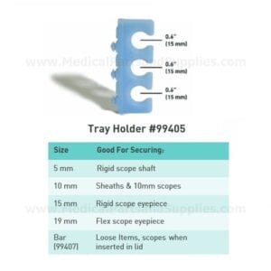 APTIMAX® Tray Instrument Holders (4 per Pack), Item 99405