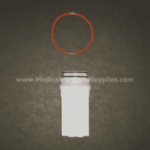 Bottom Membrane Filter Element for Air Techniques AirStar® Compressors, Part CME102 (OEM Part 87367)