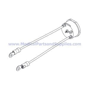 Thermal Protector Assembly, Part CMP244 (OEM Part 85273)