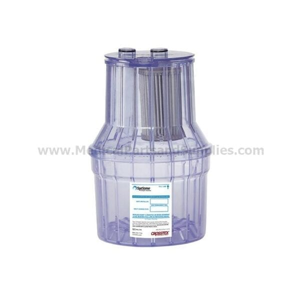 Crosstex Syclone® Amalgam Separator Replacement Canister and Recycle Kit, Item AMLSYRC