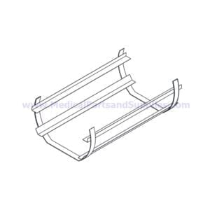 Tray Rack/Holder for the Tuttnauer® 3870 Series, Part TUH172 (OEM Part CC510010)