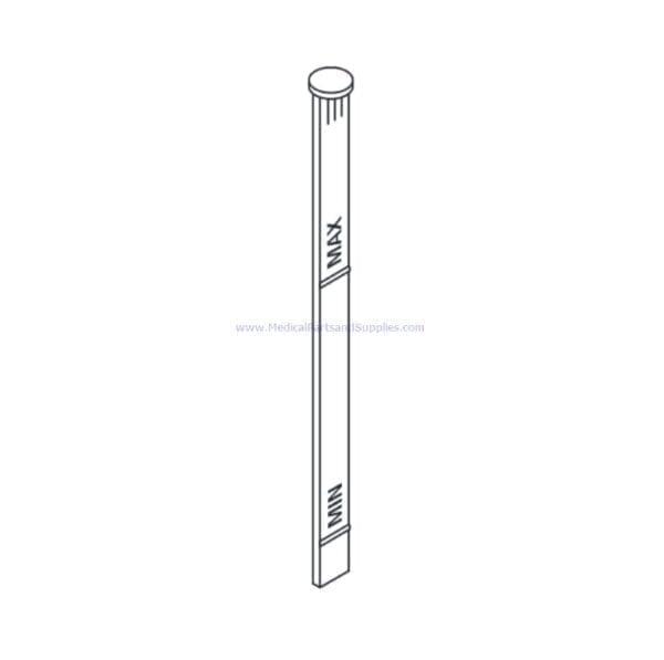 Water Reservoir Dipstick for Tuttnauer® Autoclaves, Part TUS068 (OEM Part 02550043)