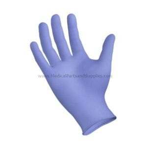 StarMed® Ultra Nitrile Blue Powder-Free Textured Exam Gloves
