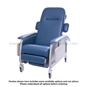 LUMEX® FR577RG Clinical Care Recliner