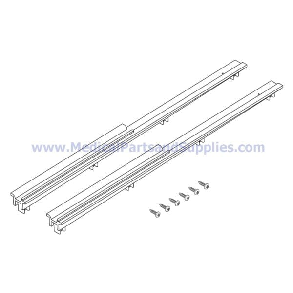 Lower Shelf Support for the Sterrad® NX, Part SDS009 (OEM Part 33-51152-0-001)