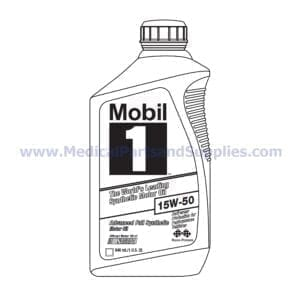 Synthetic Oil (Mobil 1®), Part VPL131