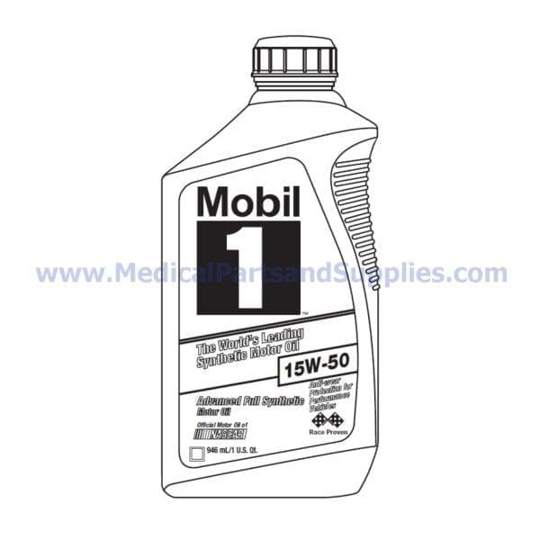 Synthetic Oil (Mobil 1®), Part VPL131