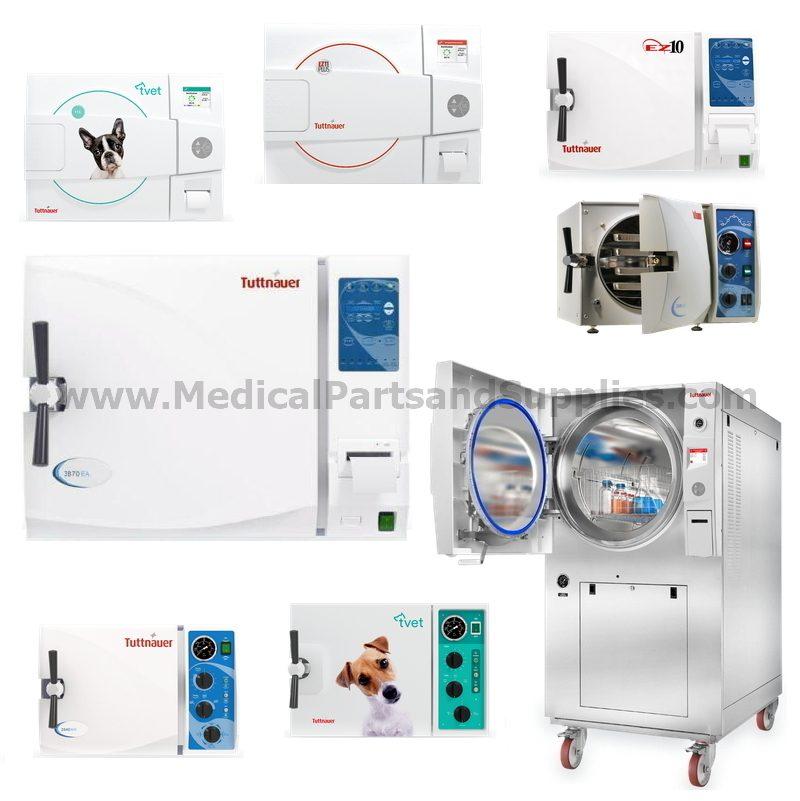 Tuttnauer® Autoclaves and Sterilizers