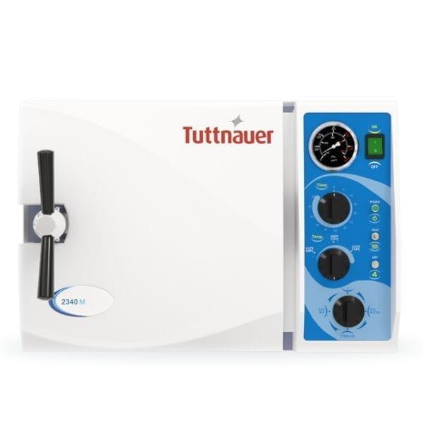 Tuttnauer 2340M Manual Autoclave Sterilizer