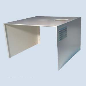 Outer Cabinet for the Tuttnauer 2340/2540 M/MK/E/EK, Part CB330010